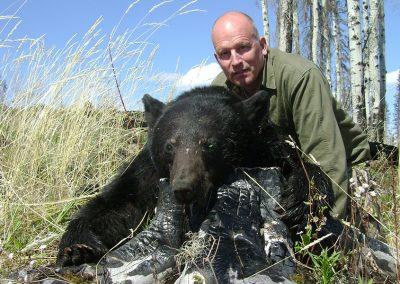 BC Black Bear hunts