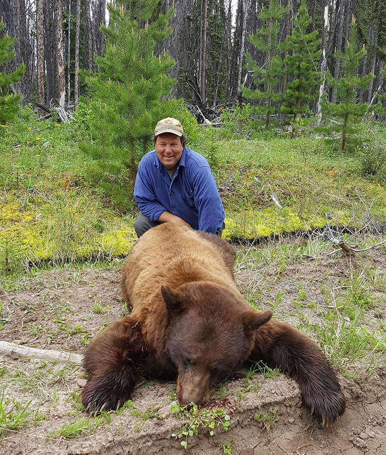 BC Canada Black Bear Hunts