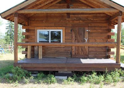 Accommodations at Batnuni Lake