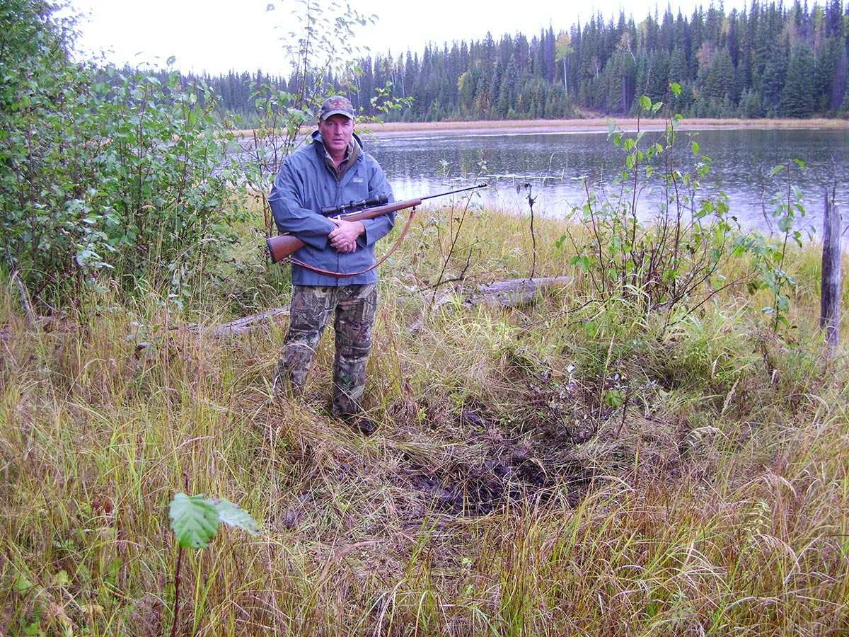 Spot and Stalk Hunts in BC